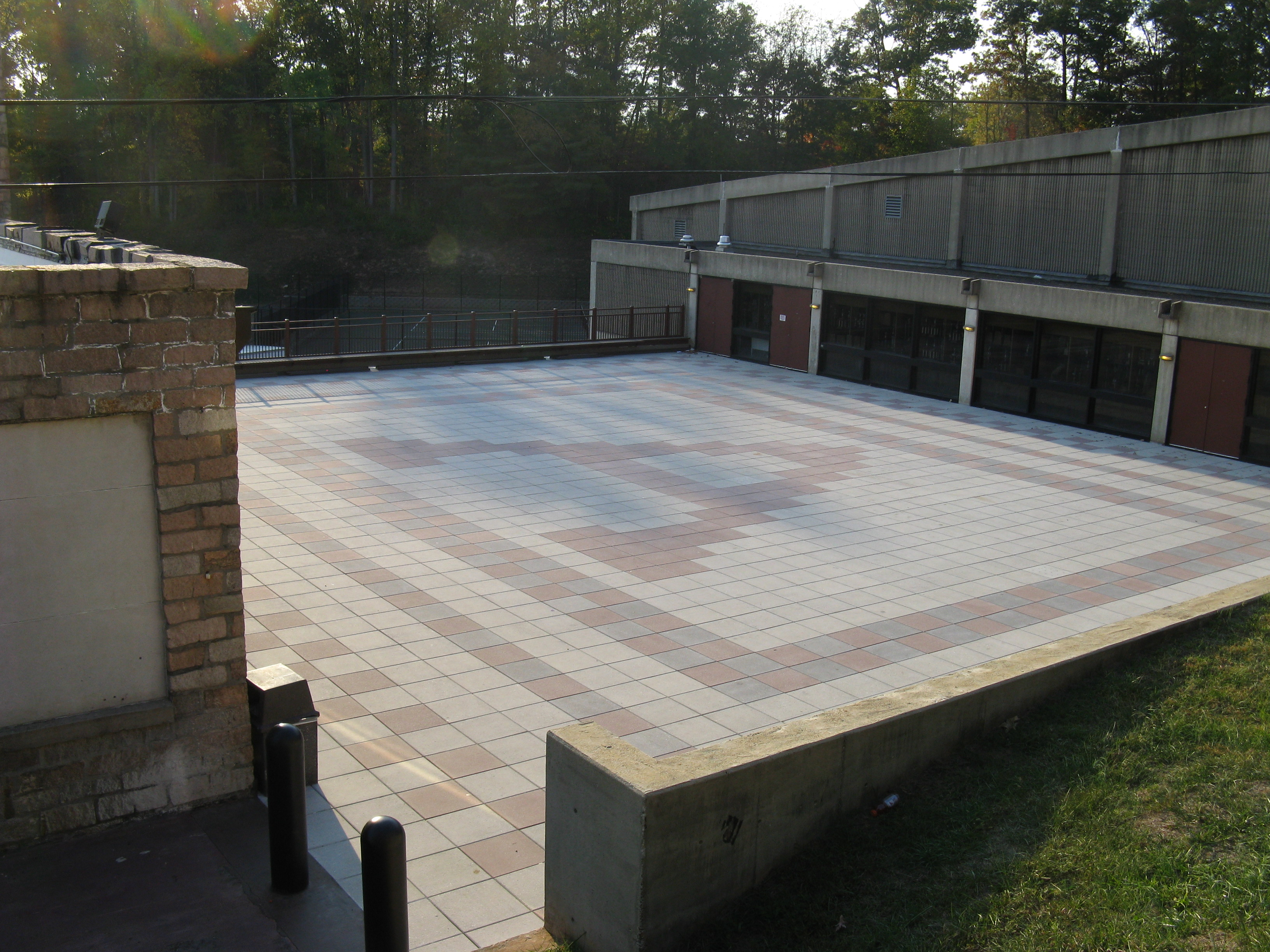 Plaza Deck Amp Terrace Waterproofing Hydro Corr